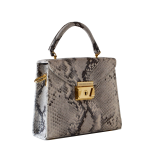 MARGARETA WHITE GREY PYTHON SIDE (1)